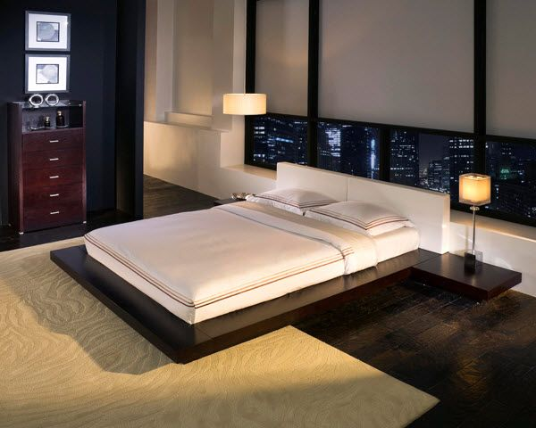 Malm bedroom furniture bedroom furniture high resolution - Japanese bed frame ikea ...