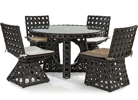 Design Home Furniture on Furniture Laneventure Set Synthetic Wicker Outdoor Furniture  Patio