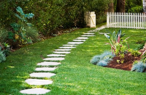 Garden Path Design Ideas | Home Interior Design, Kitchen and ...