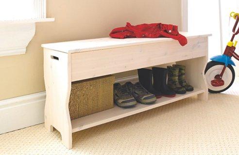 Kitchen Furniture Ideas on 20 Clever Hallway Storage Ideas   Home Interior Design  Kitchen And