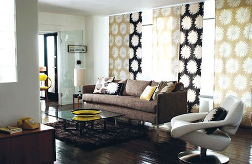 Living Room Modern Design Ideas on Harlequin Living Room Design Contemporary Living Room Designs