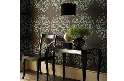 Designer Bathroom Wallpaper on 10 Linwood Hallway Design 300x195 10 Linwood Hallway Design
