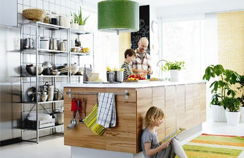 Contemporary Kitchen Design & Style Ideas | Home Interior Design ...