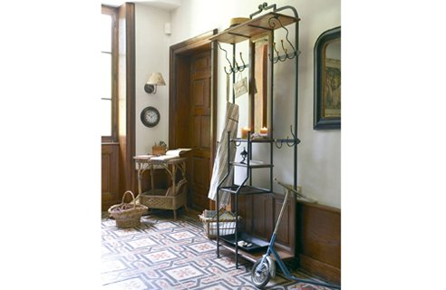 12 Lavender Sage 20 Clever Hallway Storage Ideas