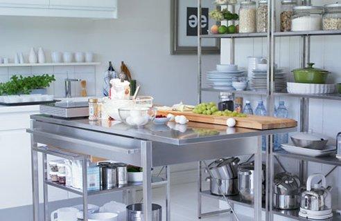 14-Ikea-Kitchen-Steel-For-Modern-Looks | Home Interior Design ...
