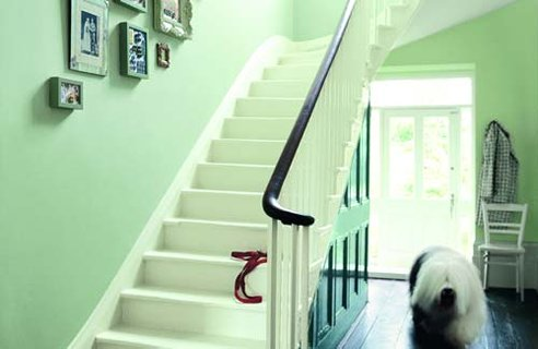 2-Dulux-Greens-hallway-design | Home Interior Design, Kitchen and ...