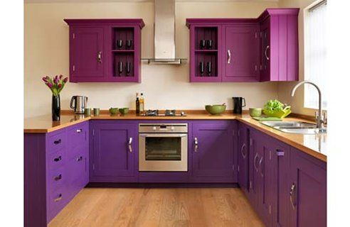 Painted Kitchen Cabinets Design Ideas, Pictures, Remodel