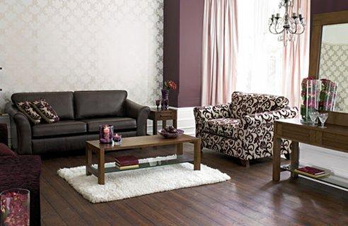 wallpaper ideas living room. 9 Marks Spencer Living Room