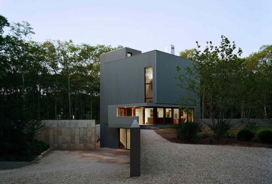 Sagaponac House 3 Sagaponac House by TsAO & McKOWN