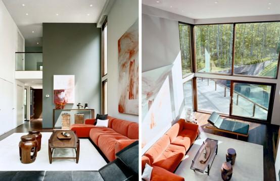 Sagaponac House 7 Sagaponac House by TsAO & McKOWN