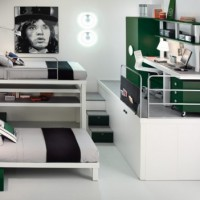 Loft Layouts for Kids Bedroom from Tumidei Spa