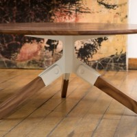 Conrad Coffee Table by Misewell