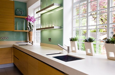 1 neil lerner katz worksur Contemporary Colourful Kitchen Design Ideas