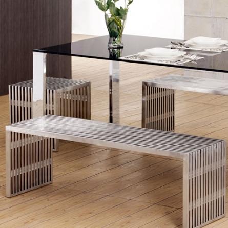 Ideas Home Interior Design on Novel Double Bench By Zuo Modern   Home Interior Design  Kitchen And