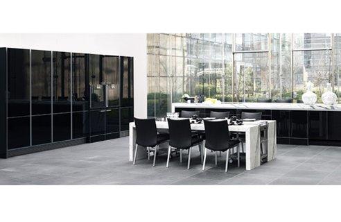 Black Kitchen | Home Interior Design, Kitchen and Bathroom Designs ...