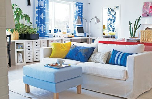 11-Ikea-Living-Room-Design | Home Interior Design, Kitchen and ...