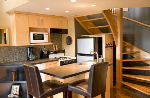 12 small kitchen Small Kitchen Design and Planning
