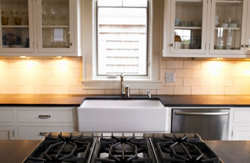 14 small kitchen lights Small Kitchen Design and Planning