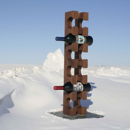 2 Wine Rack by Matt Eastvold Wine Rack by Matt Eastvold