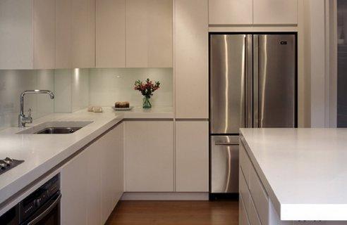 White Kitchen Cabinets Design on White   Cream Kitchen Design Ideas   Home Interior Design  Kitchen And