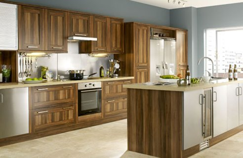 Kitchen  Bathroom Design on Kitchen Designs   Home Interior Design  Kitchen And Bathroom Designs