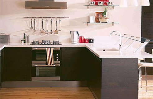 Small Kitchen Design and Planning | Home Interior Design, Kitchen ...
