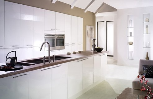 Kitchen Design Ideas White Cabinets on White   Cream Kitchen Design Ideas   Home Interior Design  Kitchen And