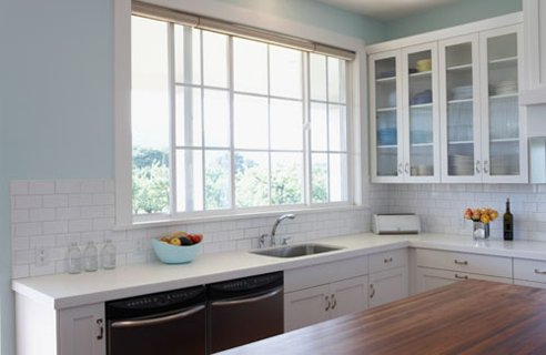 8 small kitchen Small Kitchen Design and Planning