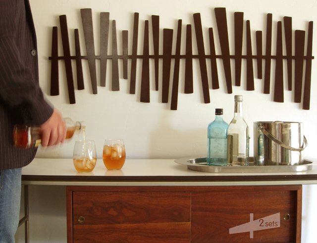 Slats Paintable Wall Decor by Wallter | Home Interior Design ...