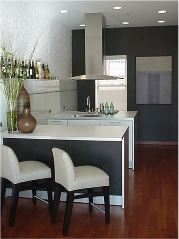 Decorating Ideas For Small Kitchens. All kitchens from HGTV