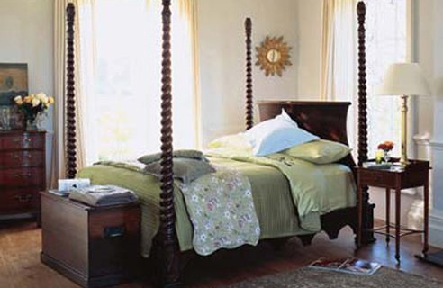 10 And so to bed venetian bed Country Style Bedrooms