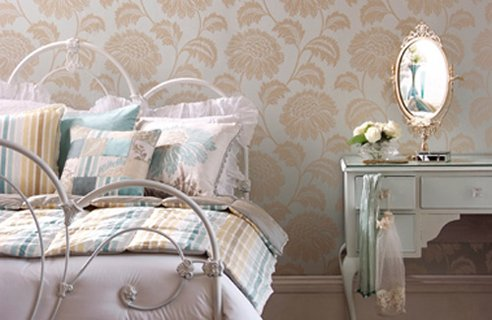 3 Harlequin Lucido Wallpapers Country Style Bedrooms