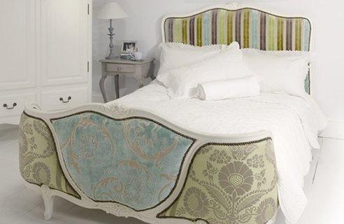 4 Belle Masion corbeille bed Country Style Bedrooms