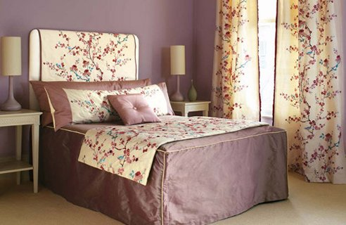 7 Sanderson Maia Country Style Bedrooms