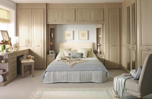 9 Sharps Evesham New Light Oak Country Style Bedrooms