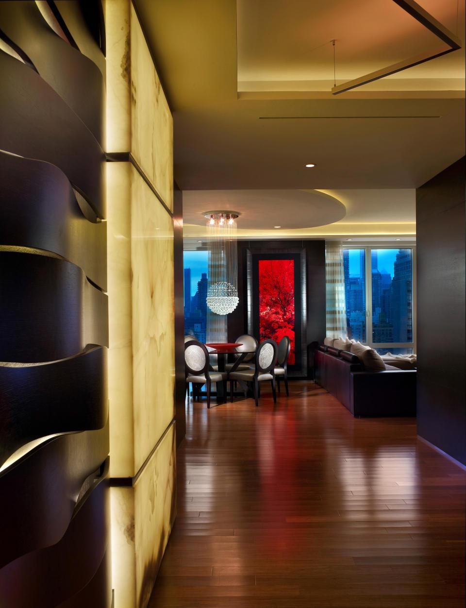 Manhattan Apartment Interior Design