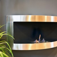 Nabucco fireplace by Maison Fire
