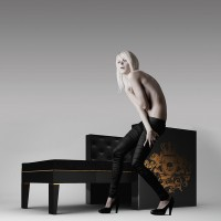 Royal Rock Armchair Limited Edition by Ventury Paris