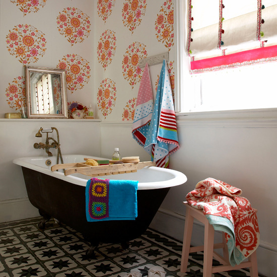 10-best-10-bathroom-wallpapers-70s-style | Home Interior Design ...