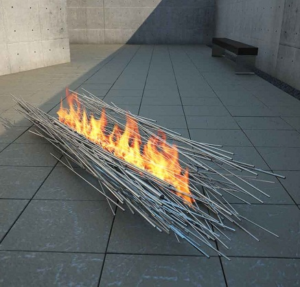 10-modern-fireplaces-by-elena-colombo | Home Interior Design ...