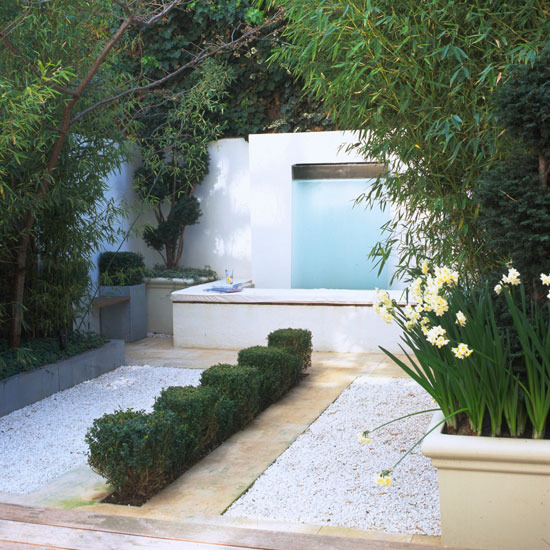 Modern Small Backyard Designs : small garden design ideas Small garden design ideas, 550×550 in 134