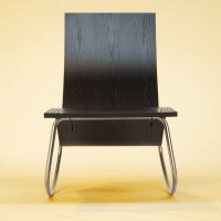 Zip Rock chair by Schindler Salmerón