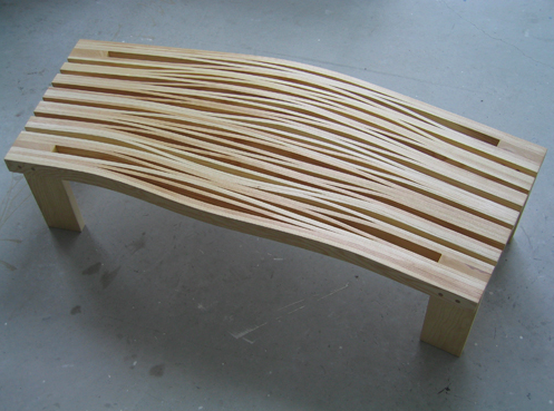 Home Decorating on Steam Bent Table Sled By Bookhou   Home Interior Design  Kitchen And