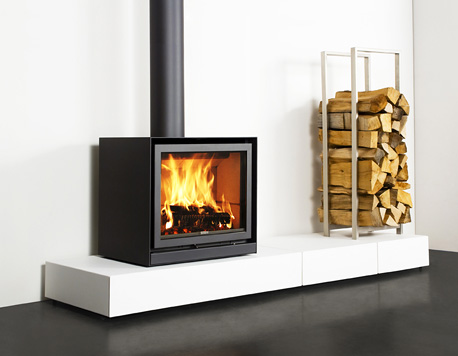 Contemporary Wood Burning Stoves On Pinterest Wood