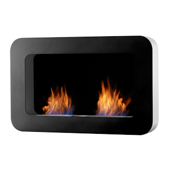 4 curva fireplace by safretti Contemporary Curva fireplace by Safretti