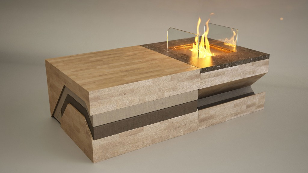 4 hillside fireplace by flying cavalries 1024x576 HILLSIDE Fireplace by Flying Cavalries