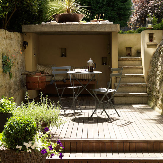 4-small-garden-design-ideas | Home Interior Design, Kitchen and ...