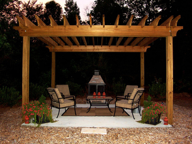 6 garden patios and decks we love Garden Patios and Decks We Love