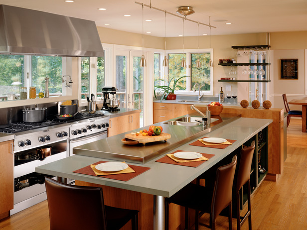 Kitchen Design Plans to Really Fit Your Space