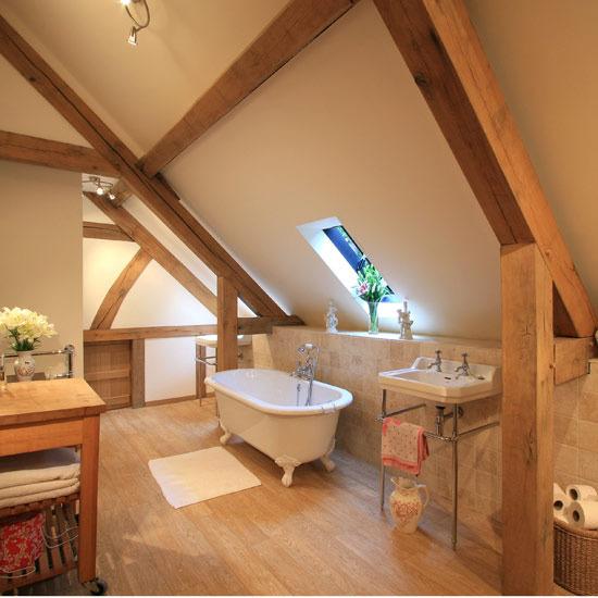 Attic Bathroom Designs Gorgeous Inspiration Design